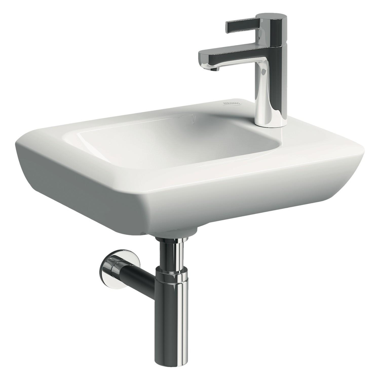 keramag it handwaschbecken 40 x 28 cm ohne berlauf hahnloch rechts 27194 ebay. Black Bedroom Furniture Sets. Home Design Ideas