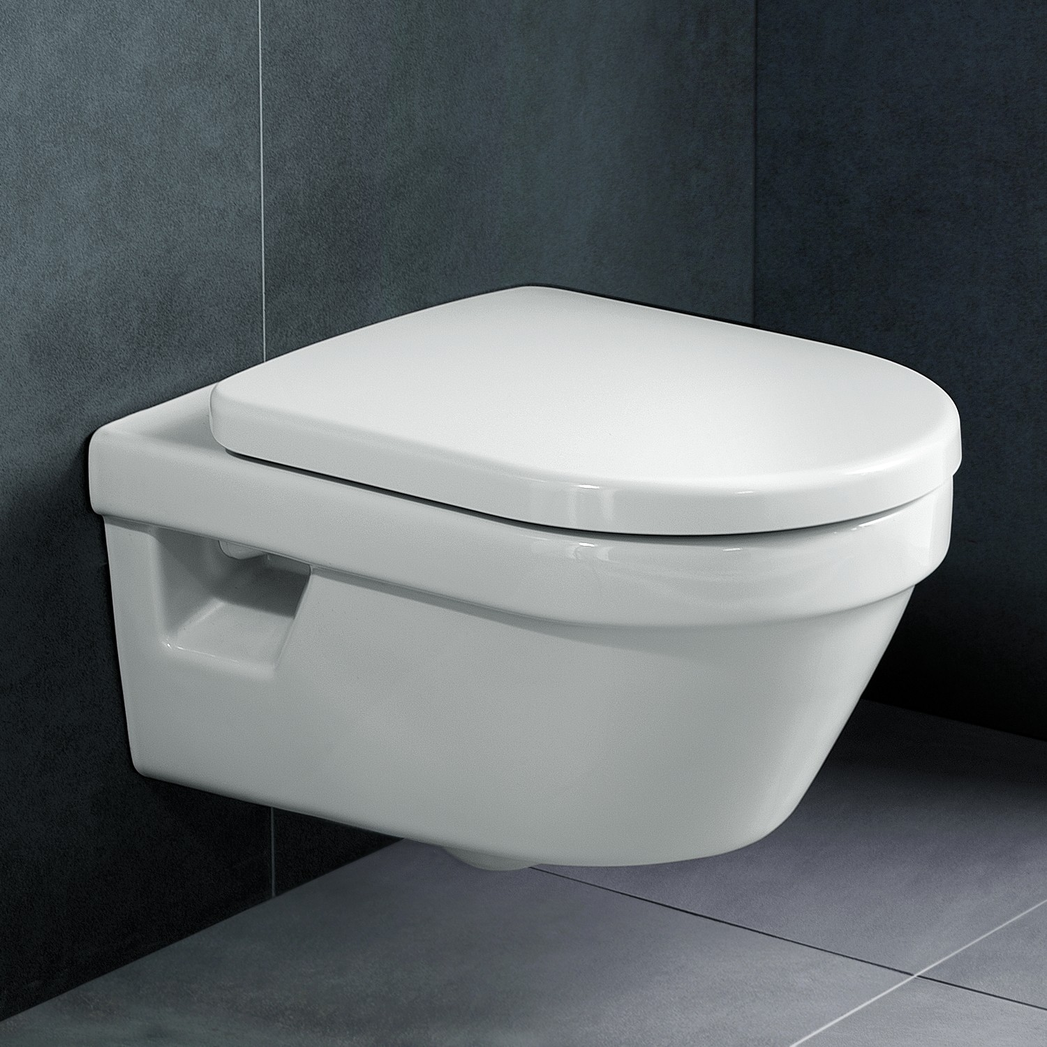 villeroy boch architectura wc sp lrandlos directflush wc